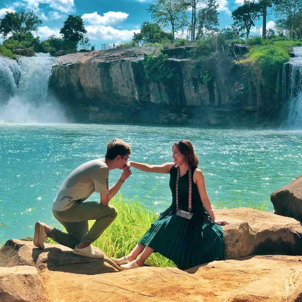 vietnam waterfalls - dray sap waterfall 2