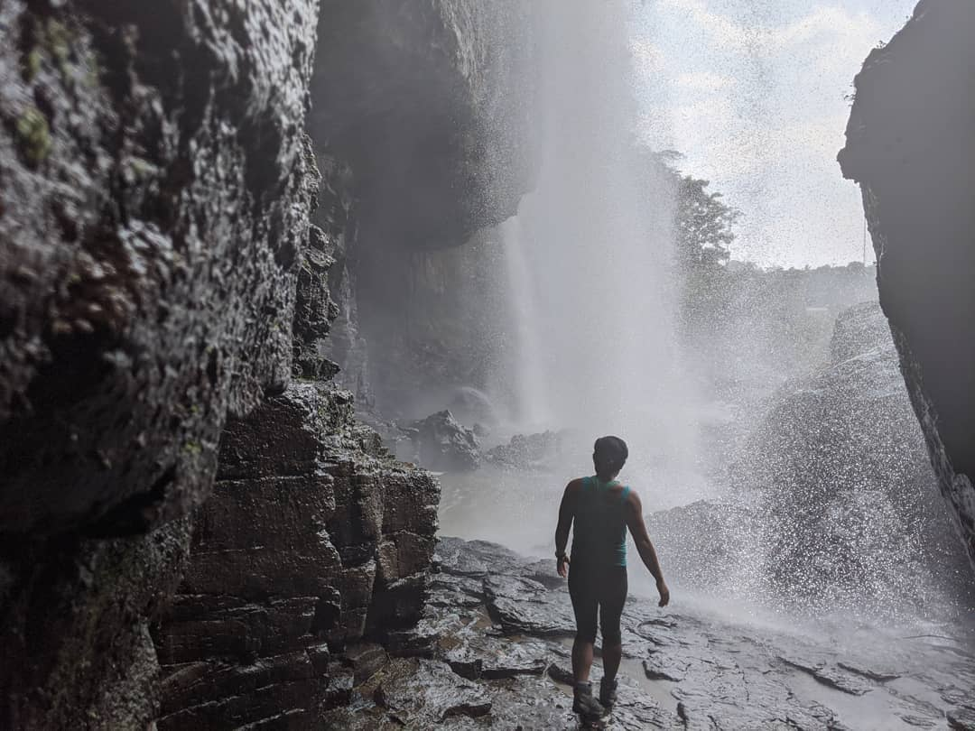 vietnam waterfalls - elephant waterfall 2