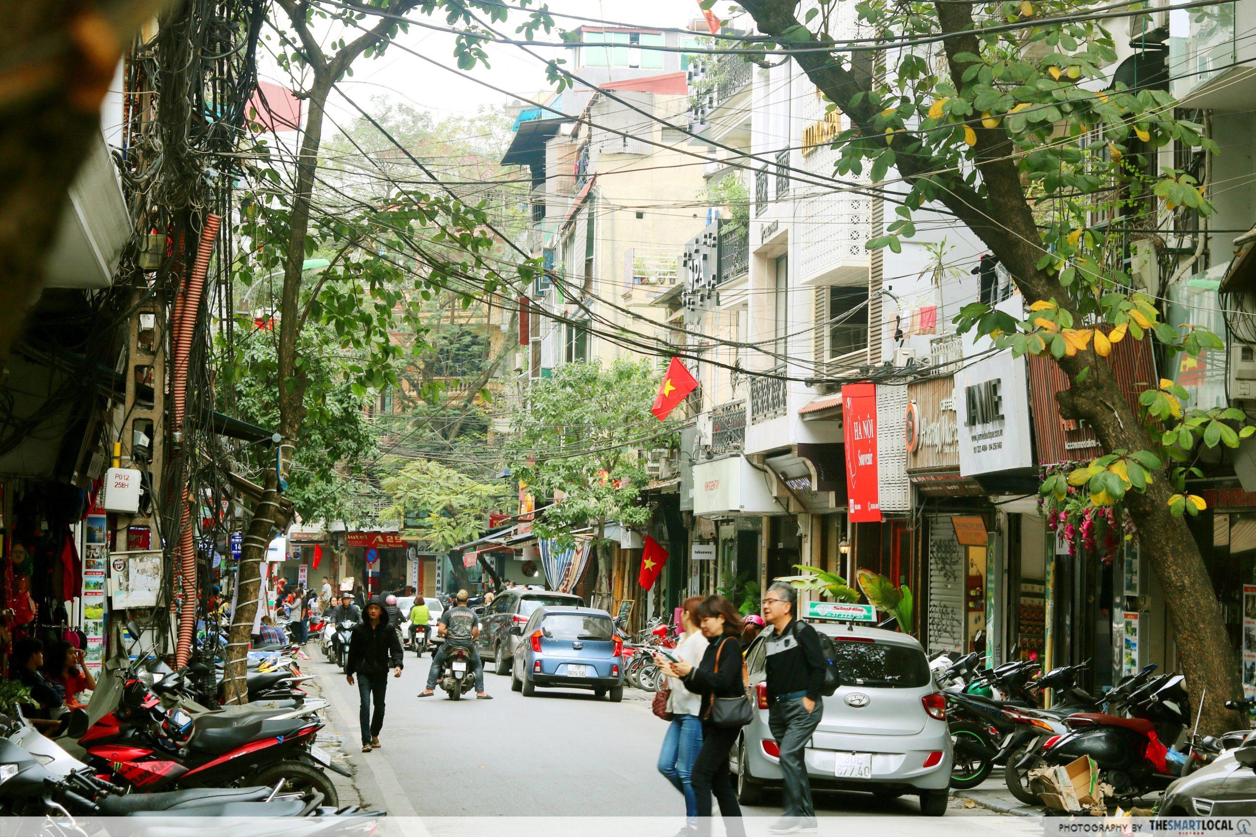 Vietnam railway_hanoi