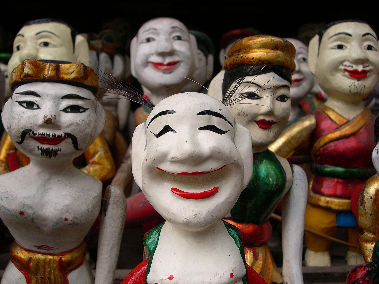 Mid-Autumn festival Vietnam toys-masks