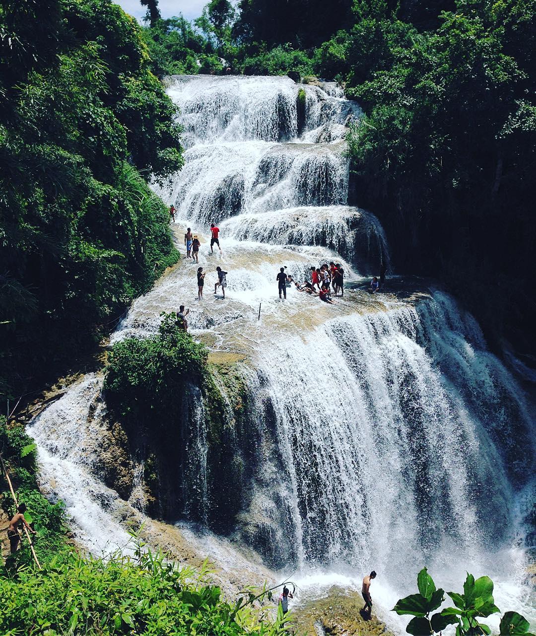 vietnam waterfalls - mu waterfall 2