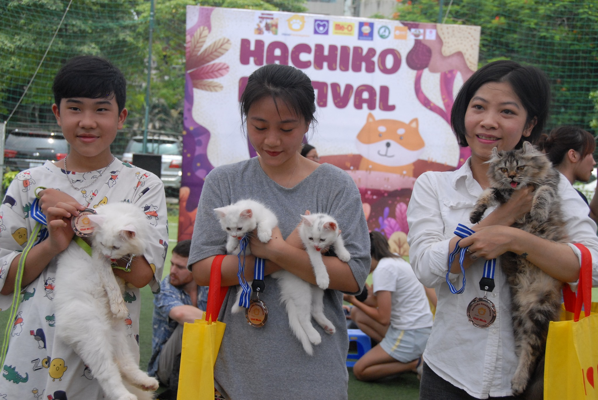 hanoi things to do october- pet lovers gathering