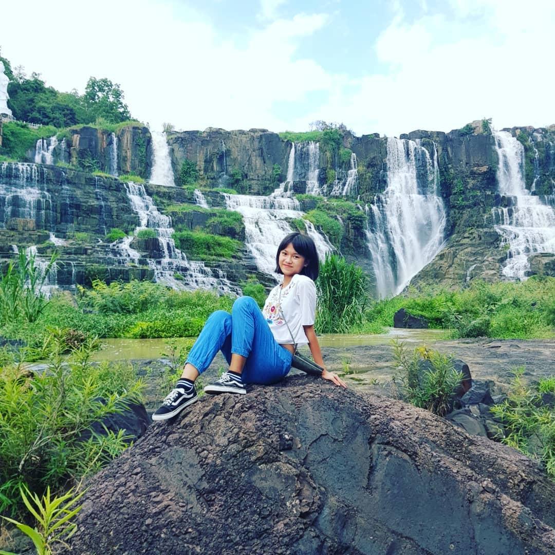 vietnam waterfalls - pongour waterfall 2