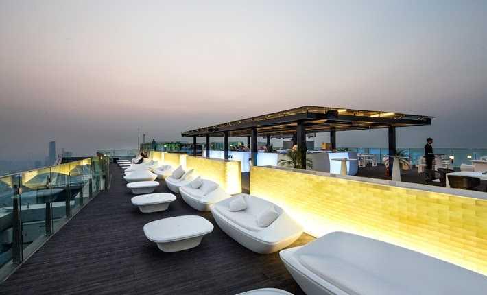 hanoi rooftop bars - top of hanoi