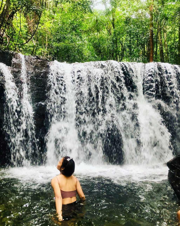 vietnam waterfalls - tranh waterfall Phu Quoc