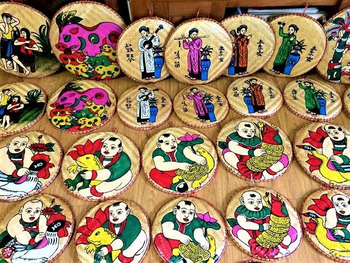 Mid-Autumn festival Vietnam toys-tray