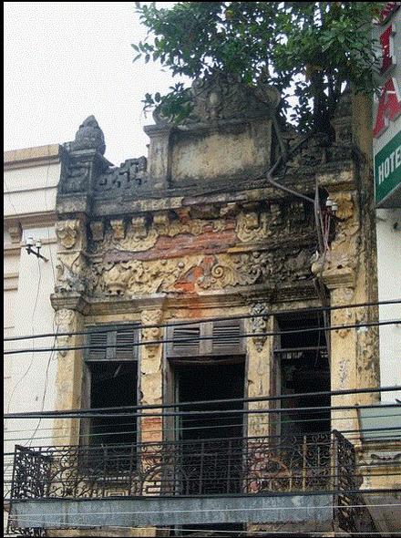 haunted houses Vietnam - 138 Hang Trong