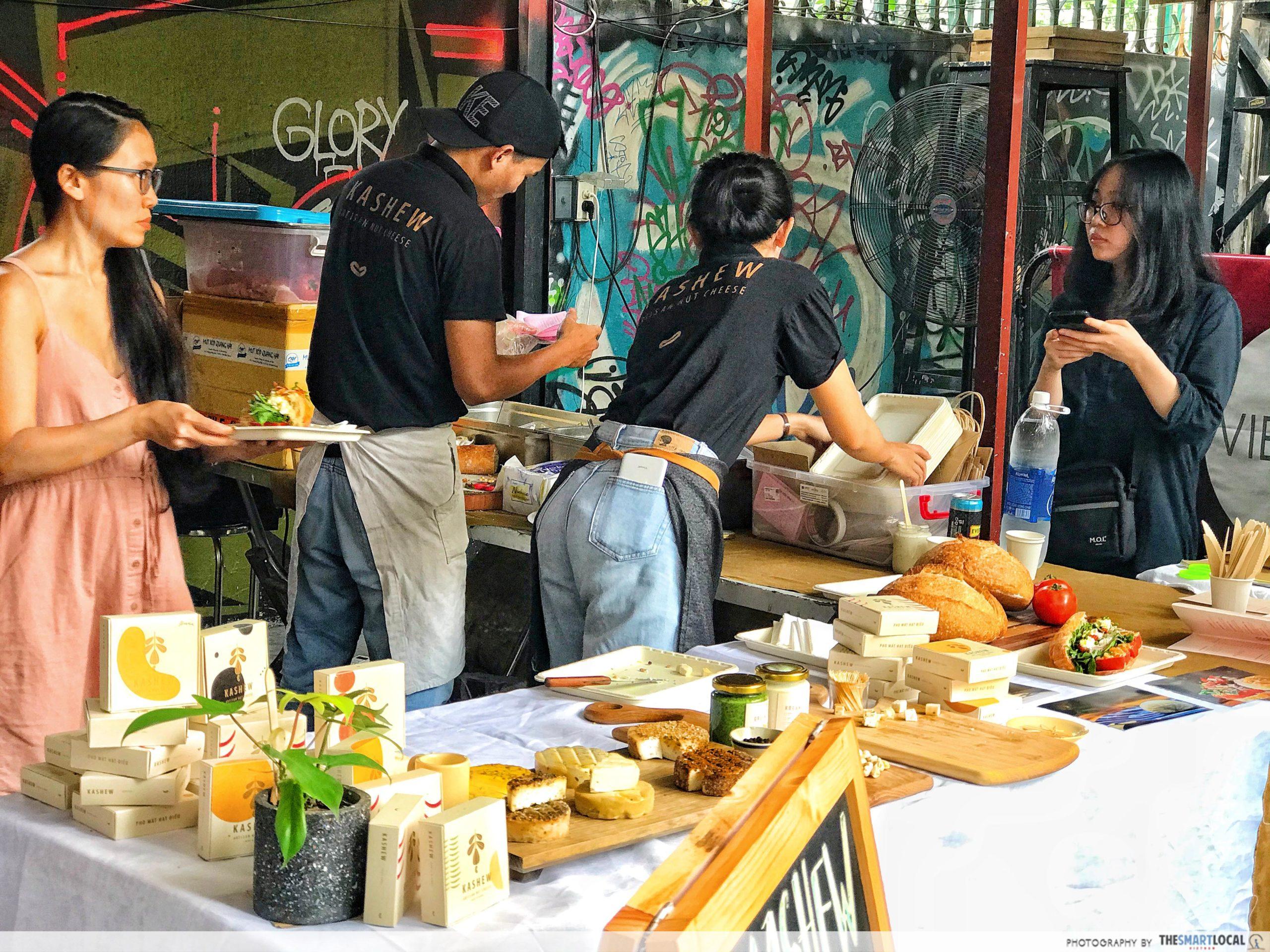 Saigon Outcast - vegan fest