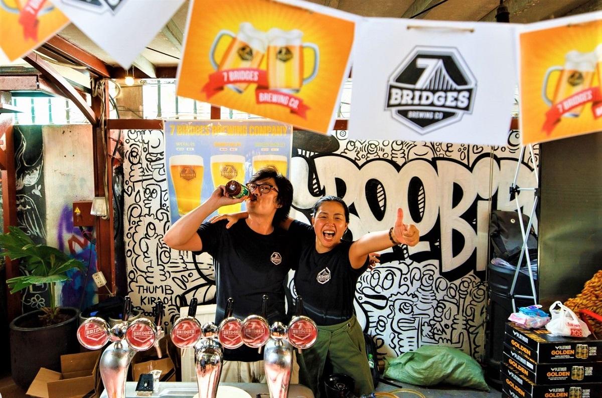 saigon outcast - beer fest