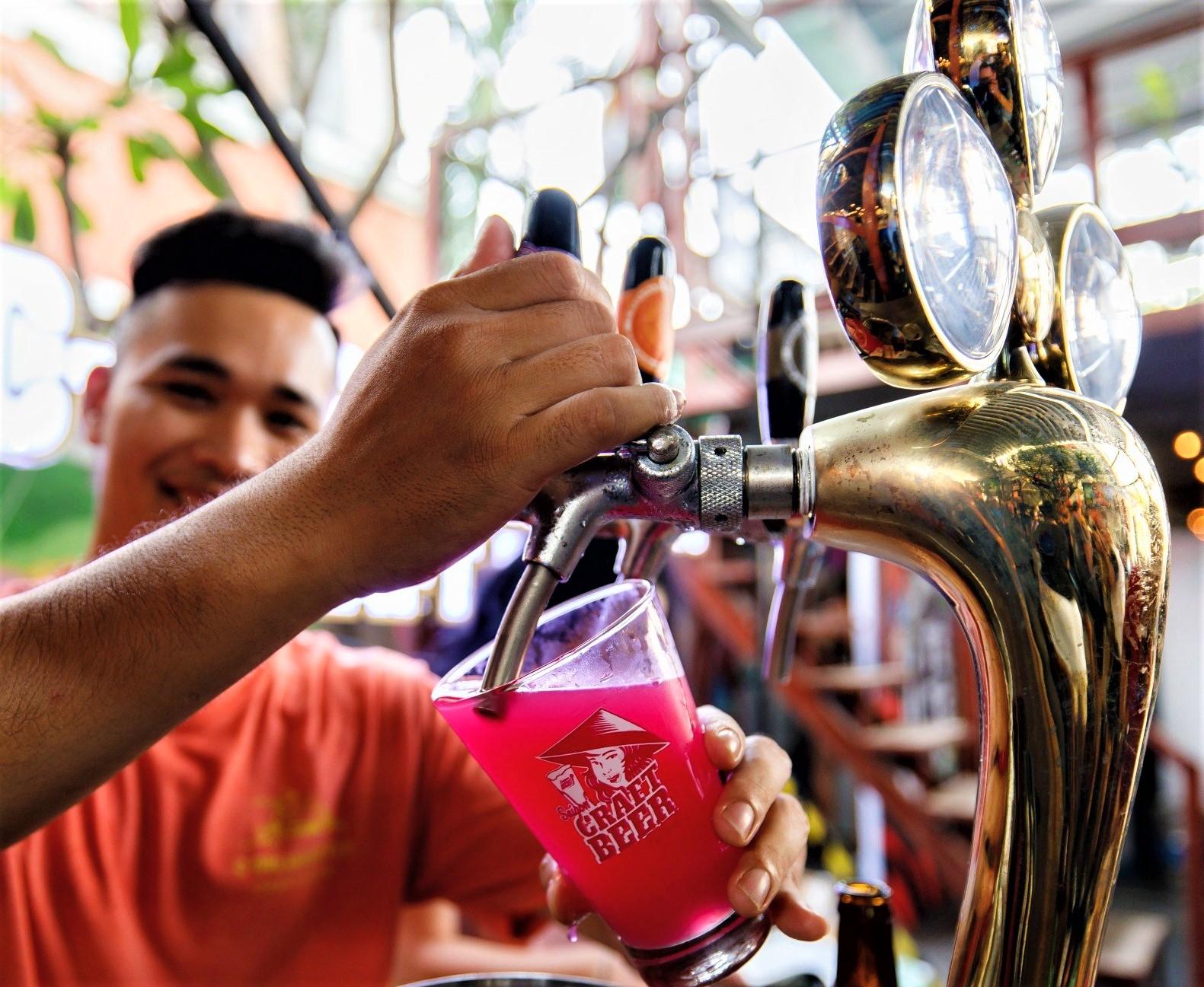 Saigon Outcast - craft beer
