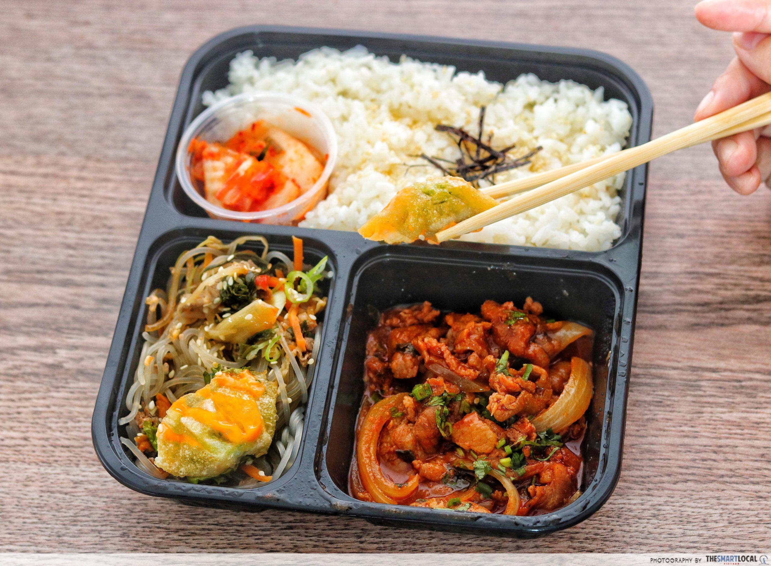Chef Station_Korean Lunch Box