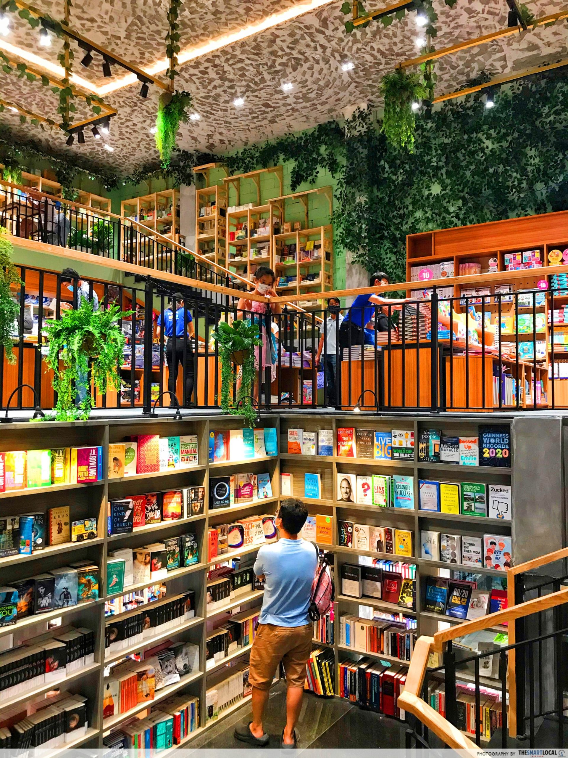 Phuong Nam Book City Saigon Center