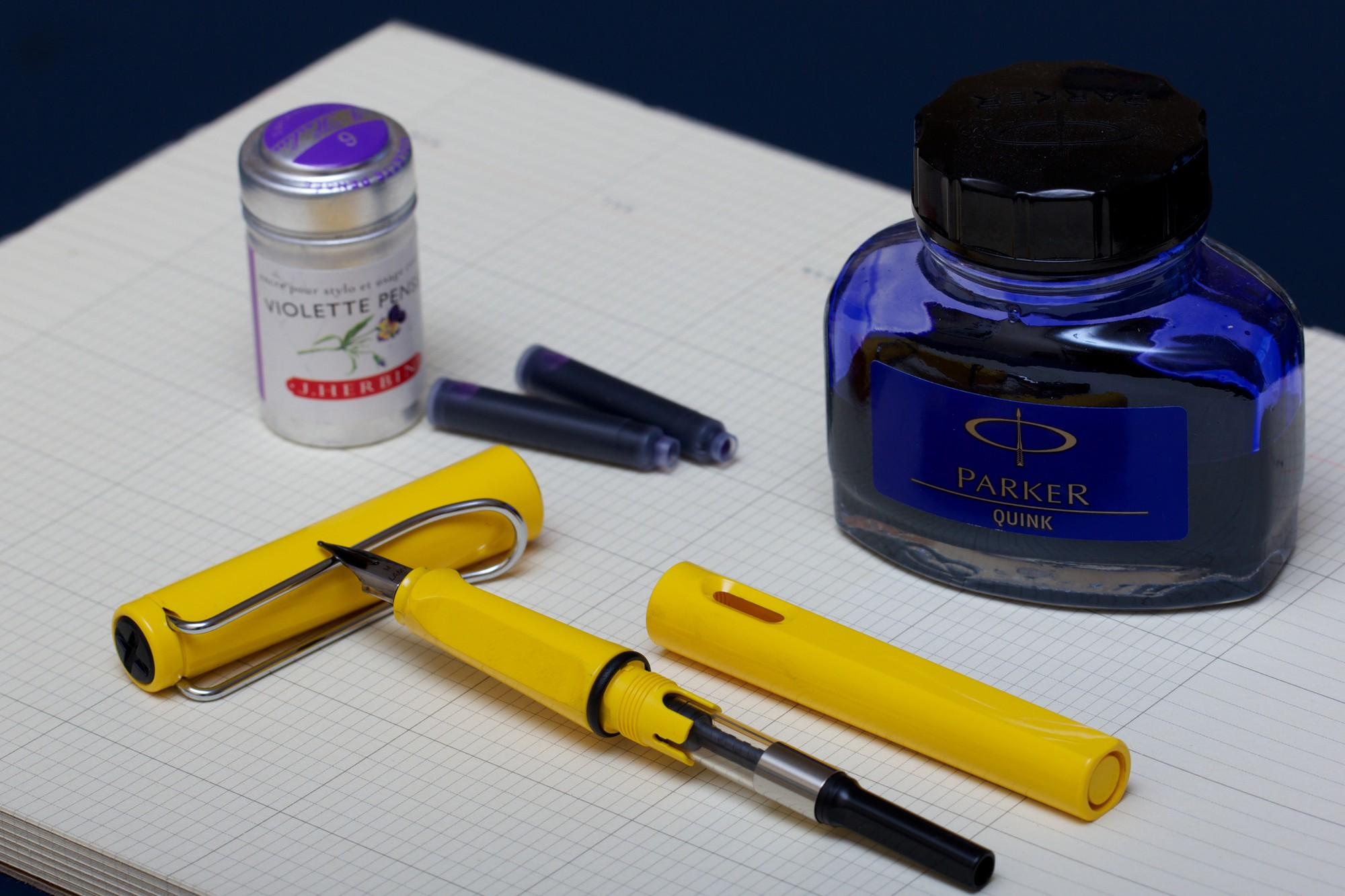 90's keepsakes_fountain pen