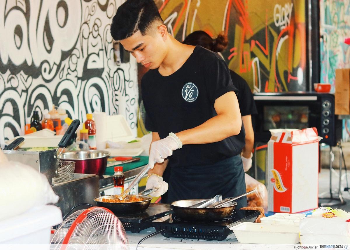 saigon outcast - Bep Vo Kitchen