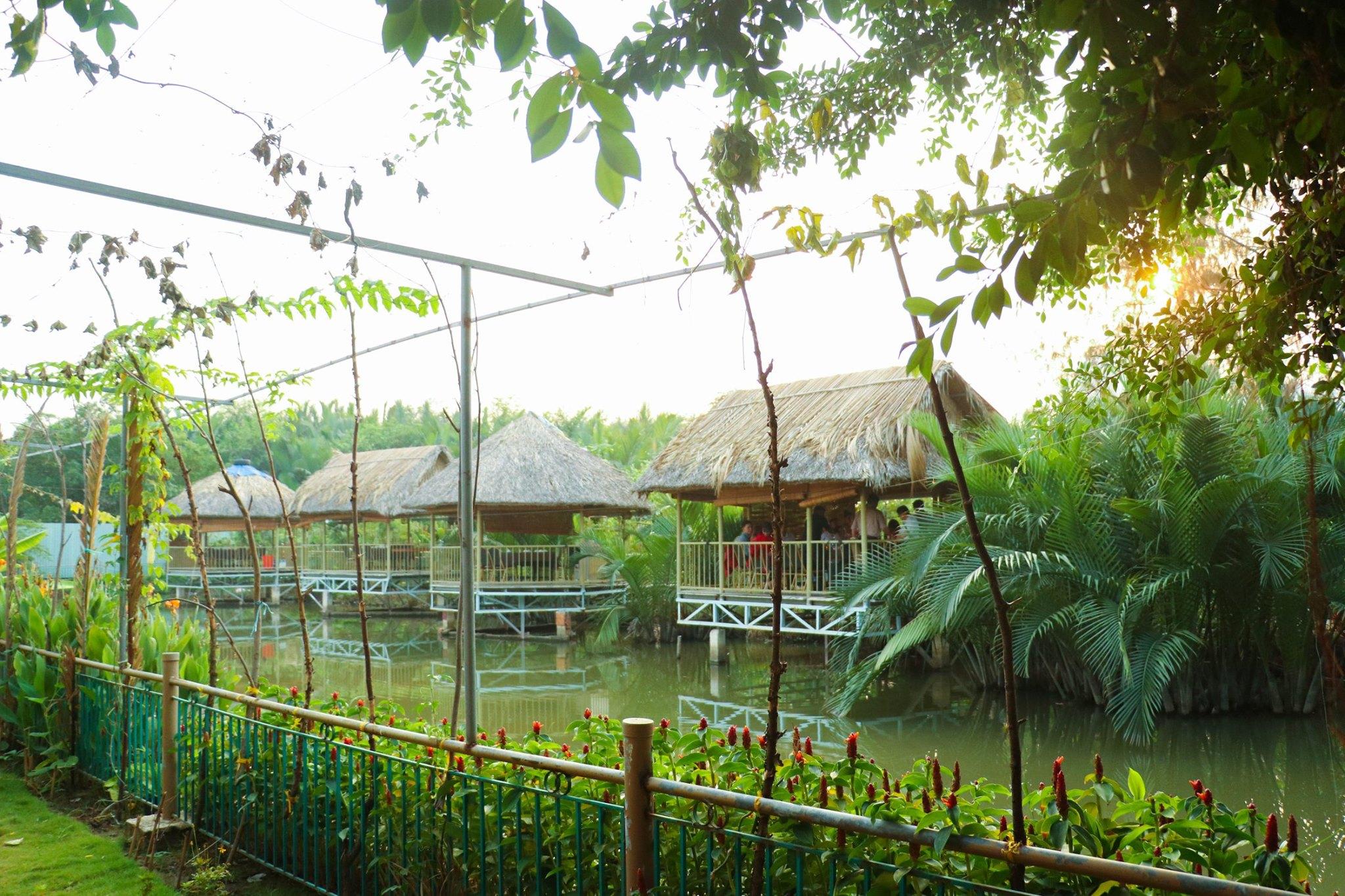 Saigon riverside restaurants_cu lao xanh