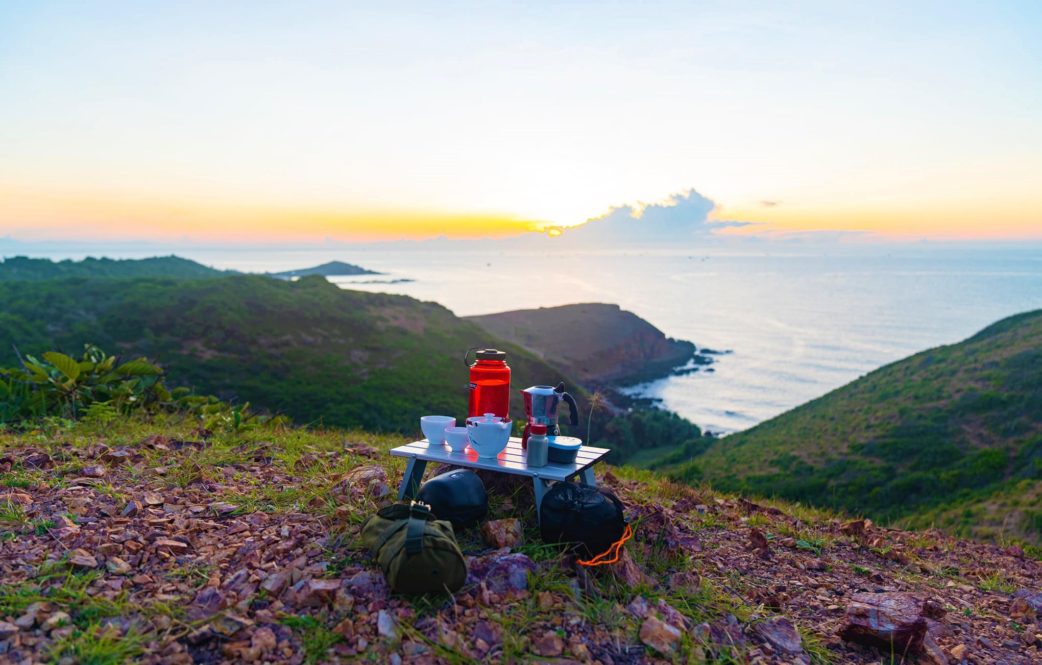 Vietnam camping sites_Mui Yen