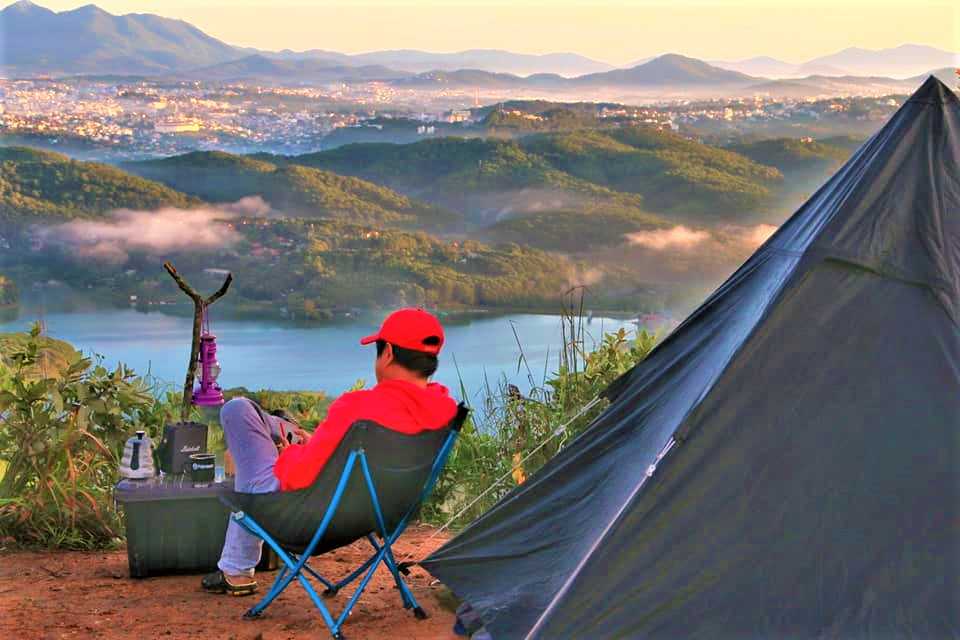 Vietnam camping sites_Ta Dung
