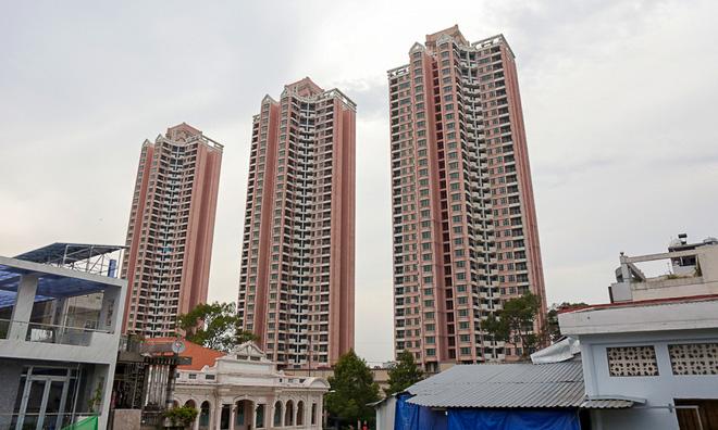 haunted houses Vietnam - thuan kieu plaza