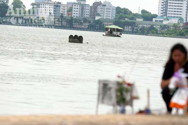 Vietnamese urban legends - west lake graves