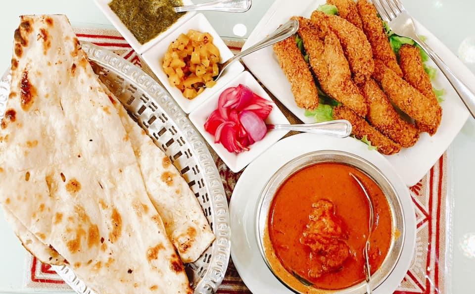 Natraj restaurant food