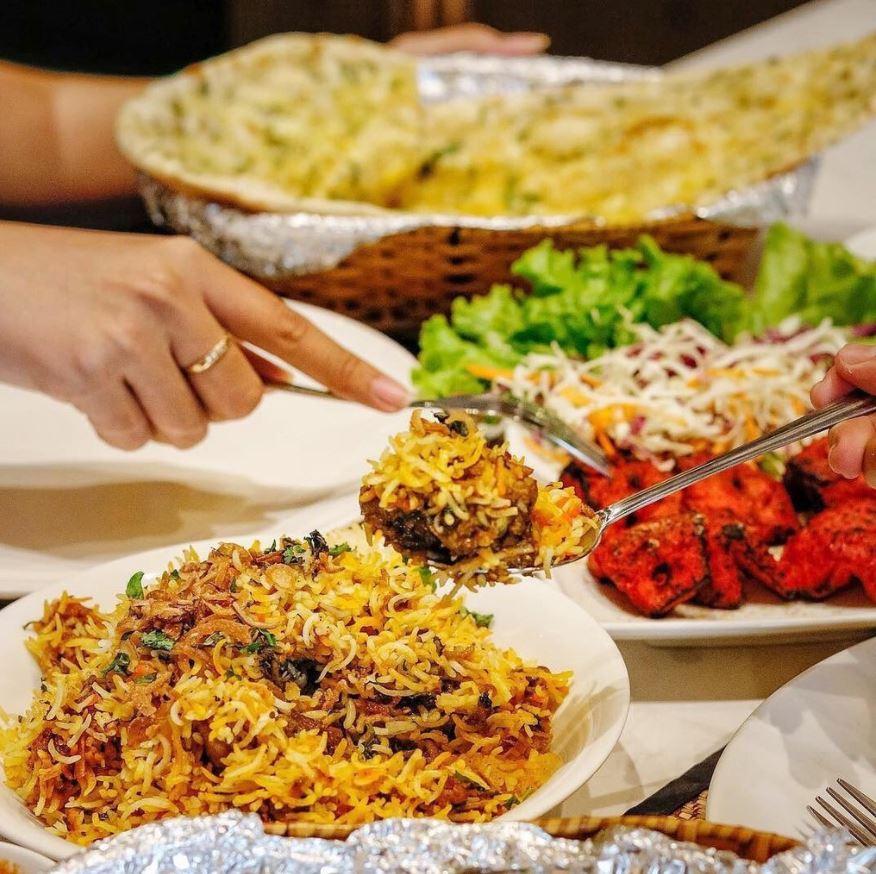 Shanti restaurant - Biryani