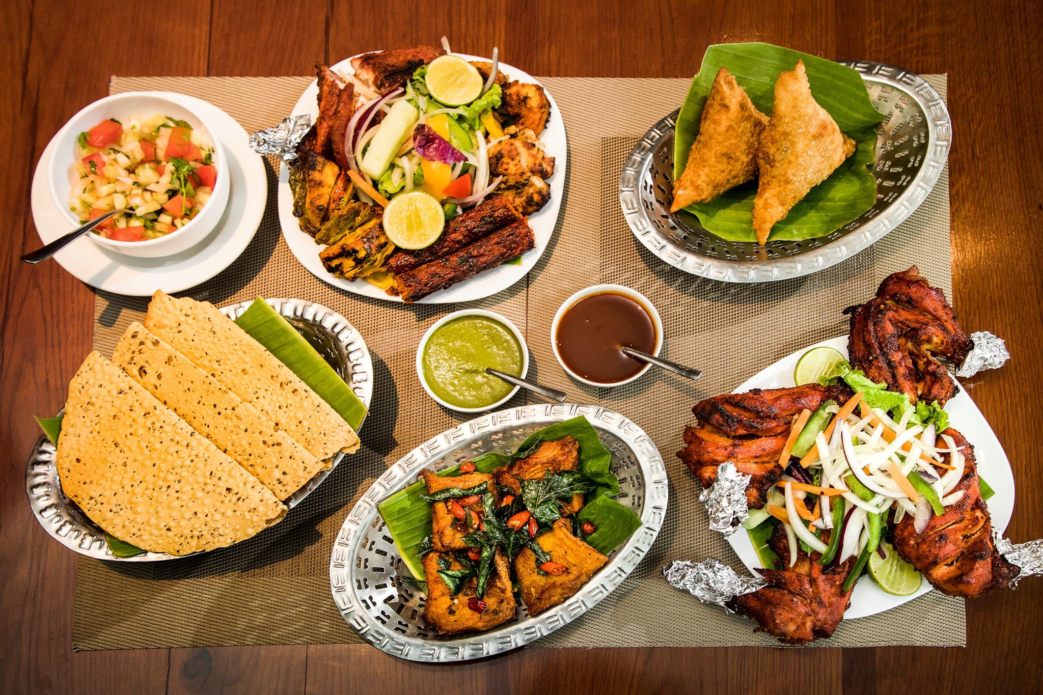 Indian & South Asian restaurants - Tandoor restaurant - Indian food