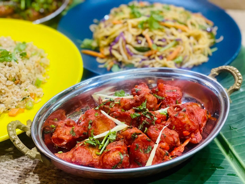 Ashoka restaurant mutton