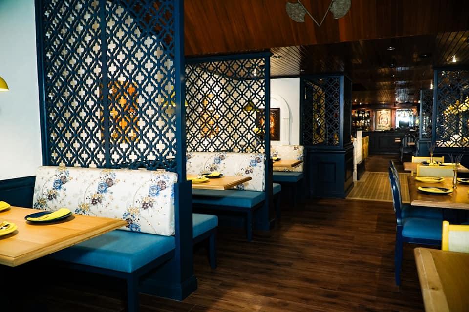 Ashoka restaurant space