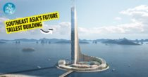 Domino Tower in Ha Long Bay, Vietnam Will Be Southeast Asia's Tallest Building