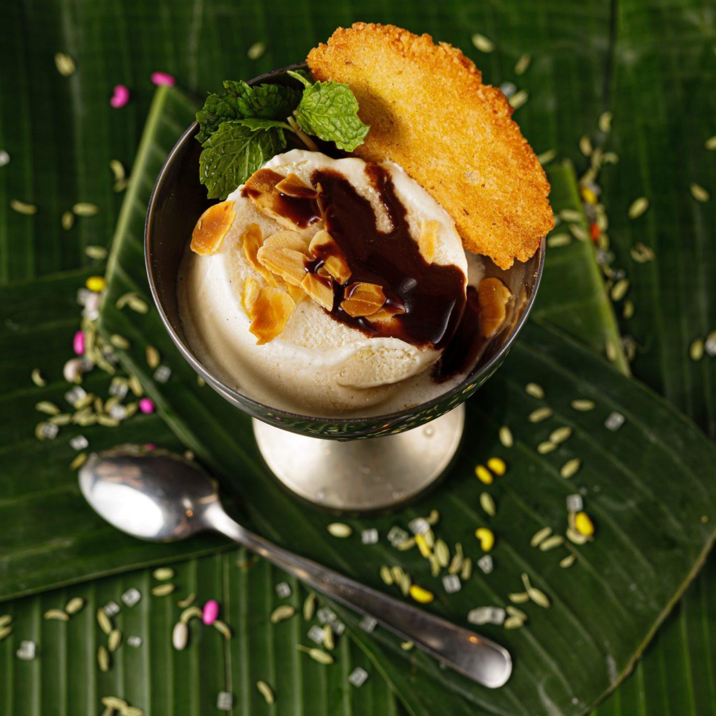 Indian & South Asian restaurants - Tandoor restaurant - Kulfi ice cream