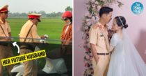 Woman Gets Pulled Over By Traffic Policeman, Ends Up Marrying Him In A Romantic Drama-Like Twist
