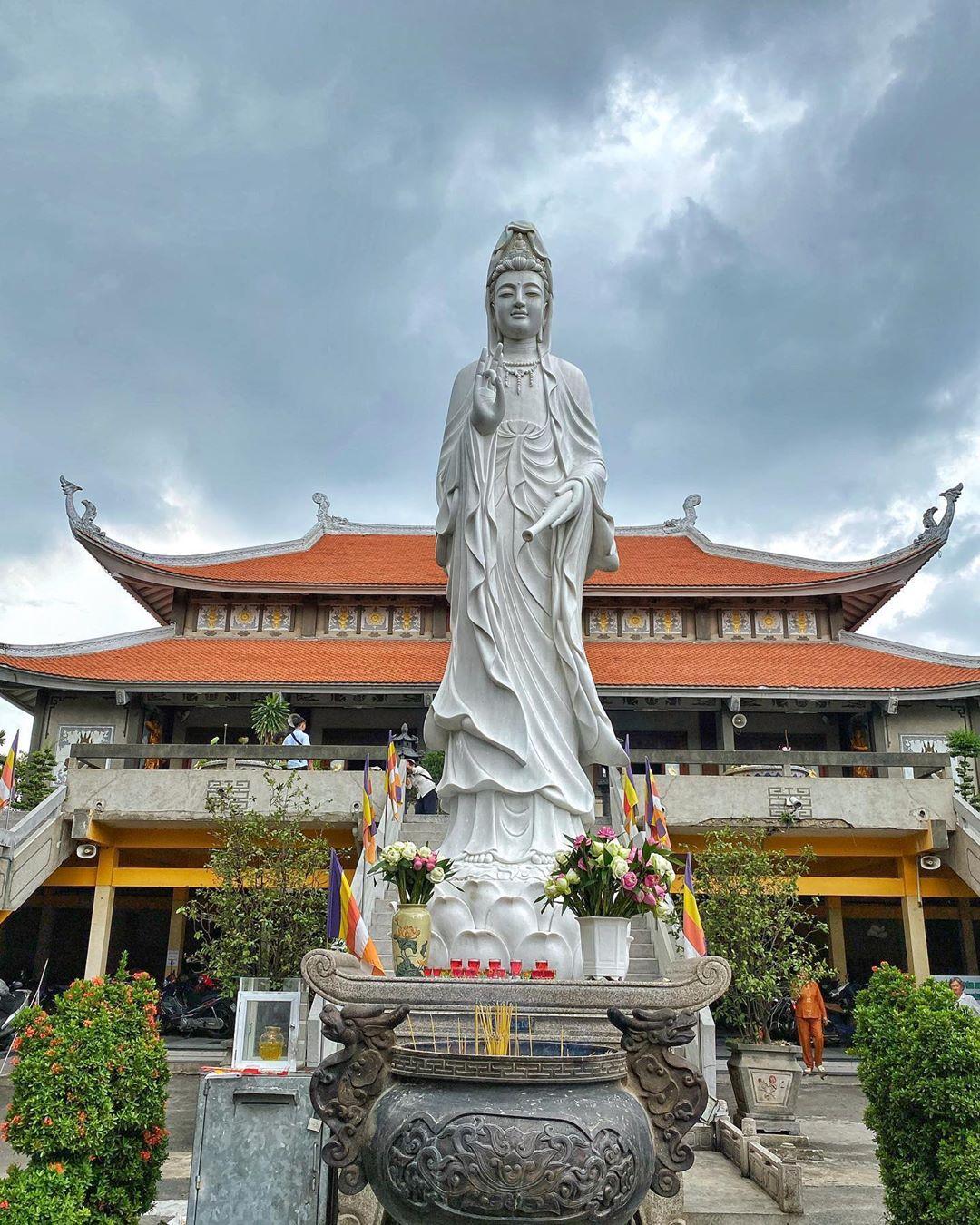 Vietnam pagodas - Vĩnh Nghiêm pagoda