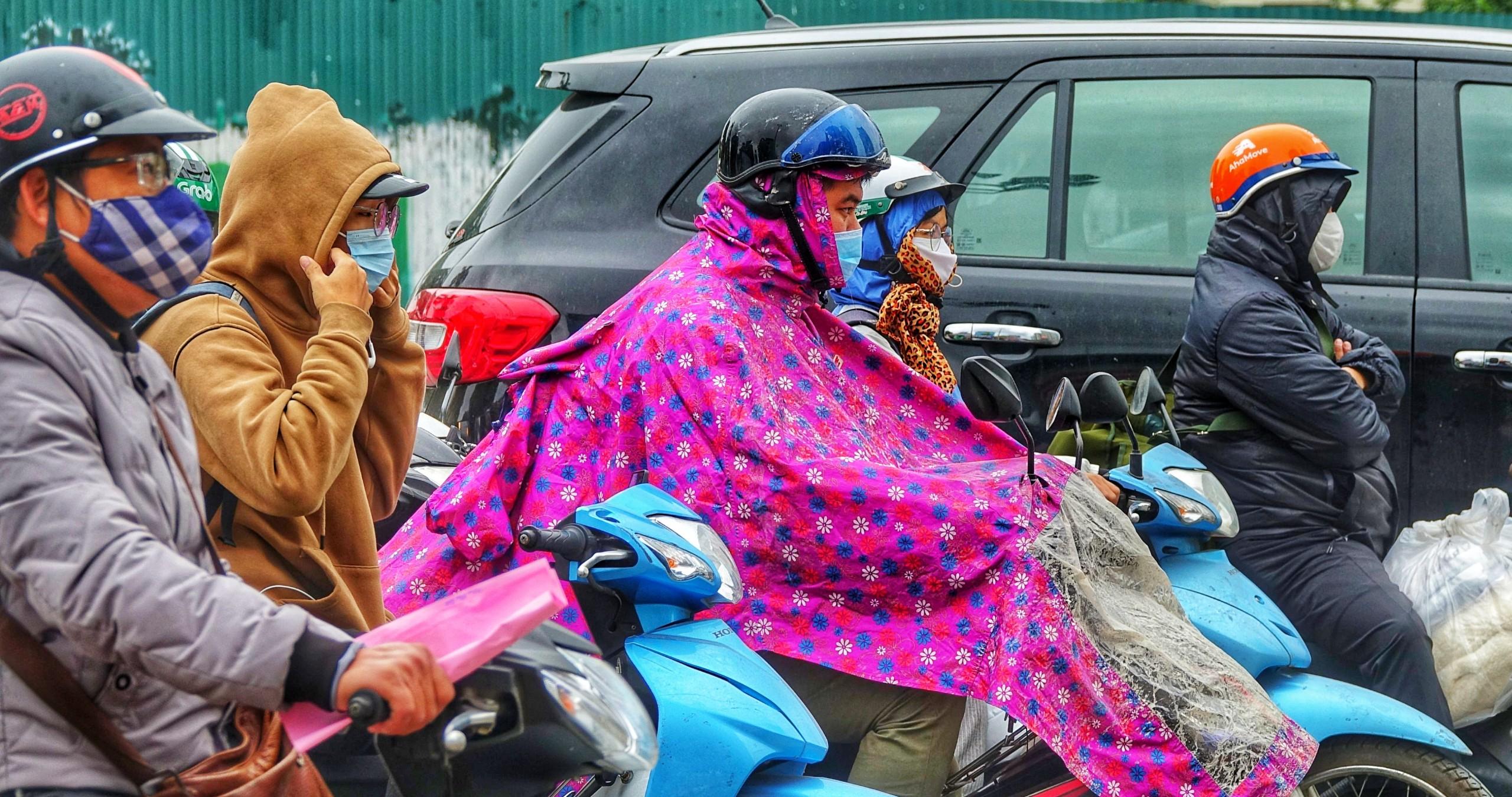 hanoi winter fashion