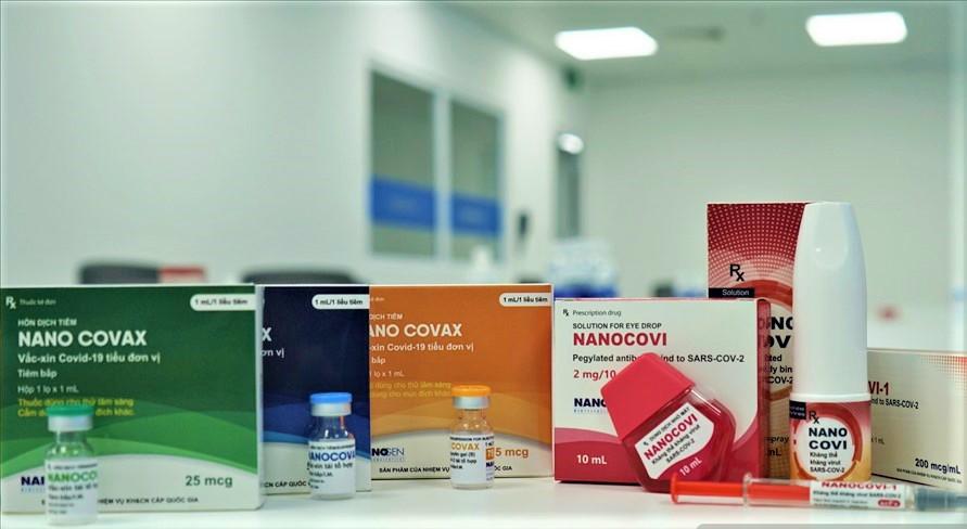 Nanocovac COVID-19 vaccine