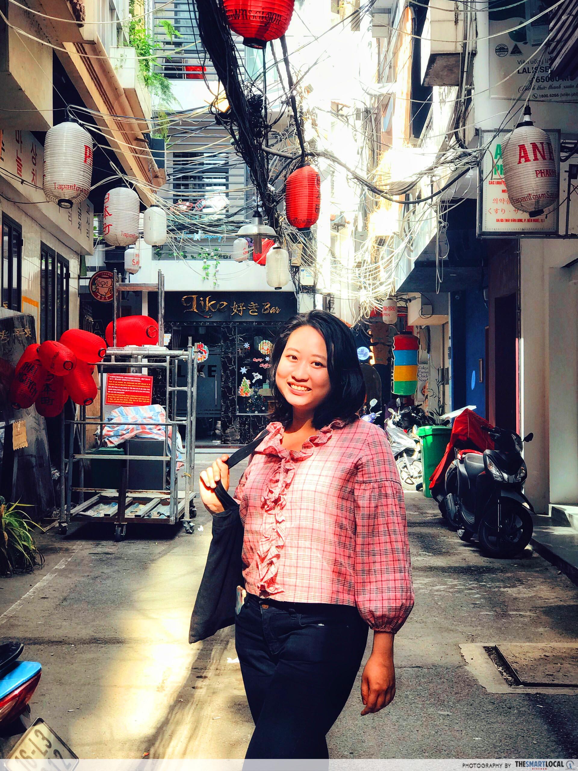 Japan Town Saigon