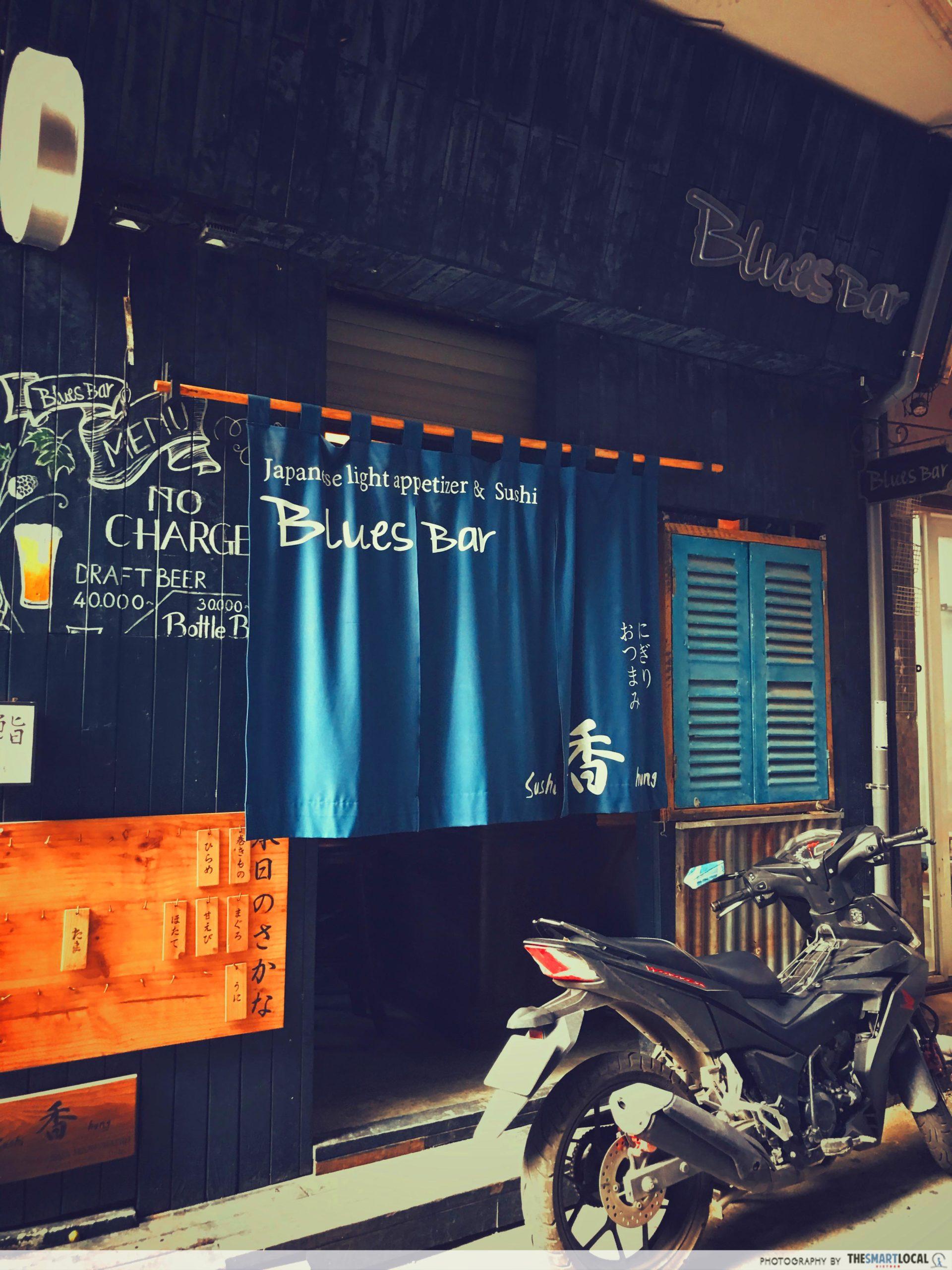 Japan Town BLUES BAR