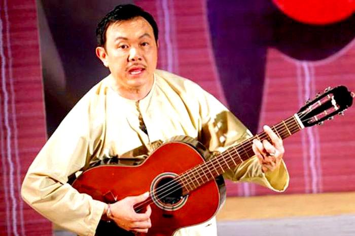 comedian Chi Tai