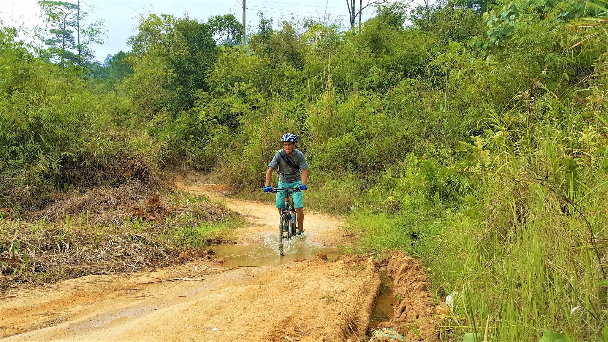 cycling in dalat