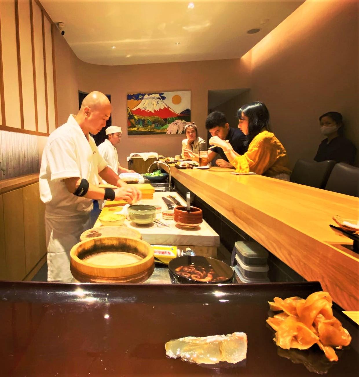 Sushi kobayashi