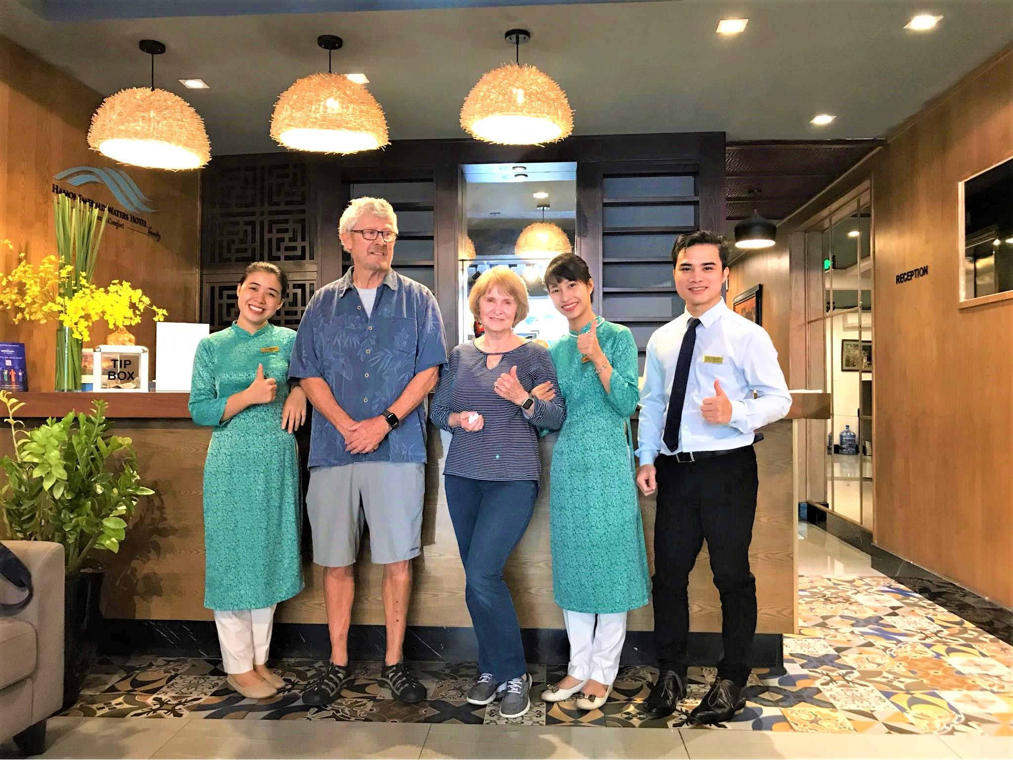 HANOI EMERALD WATERS TRENDY HOTEL