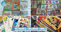 9 Childhood Manga & Comics That Every Vietnamese Millennial Grew Up Reading