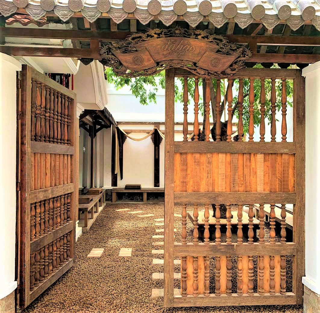 dabao concept heritage gate