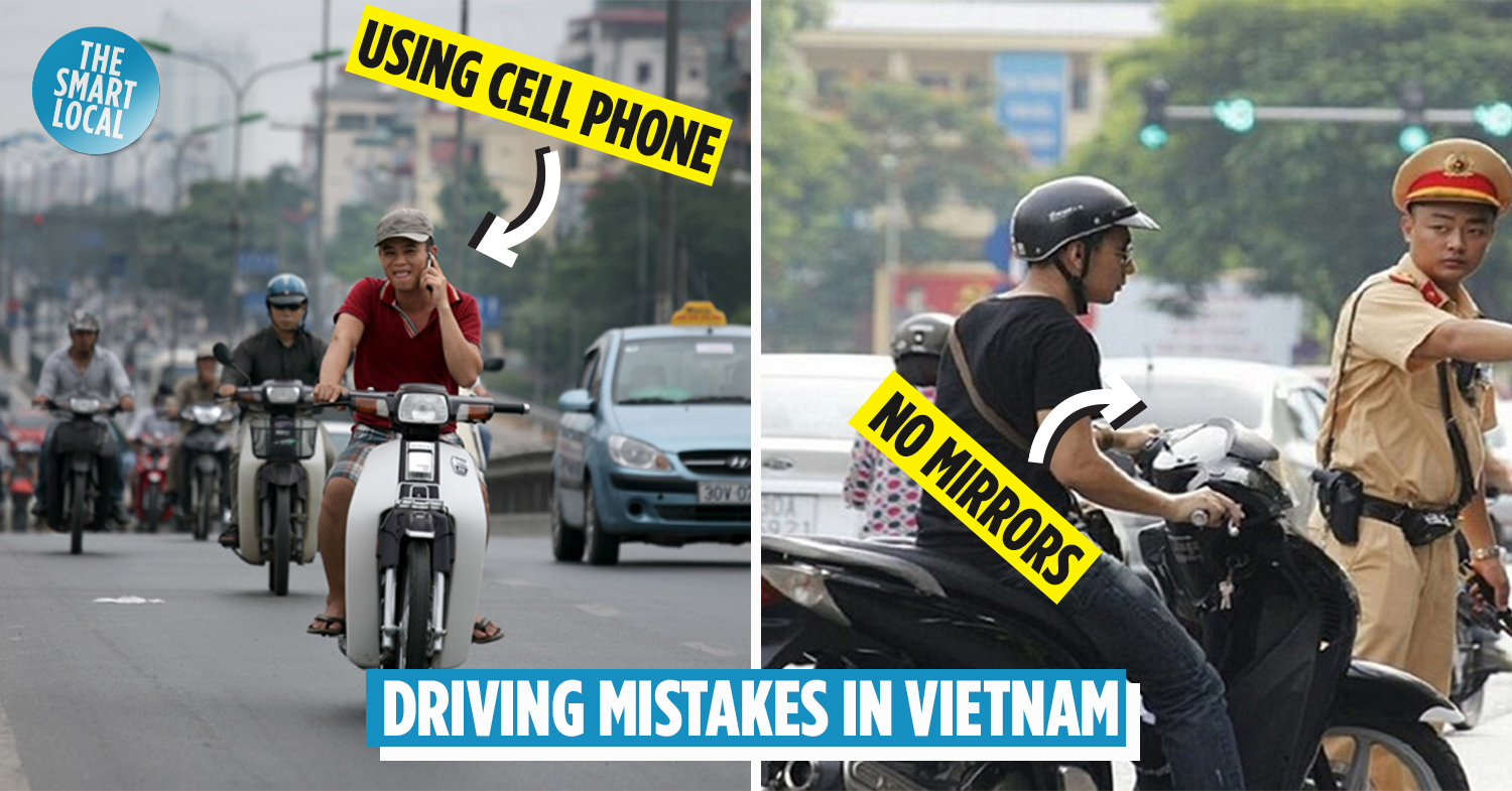 8 Common Driving Mistakes To Avoid In Vietnam To Stay Safe