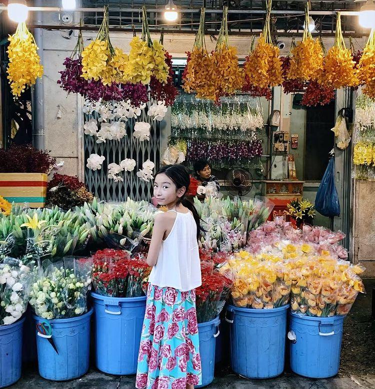 Ho Thi Ky Market