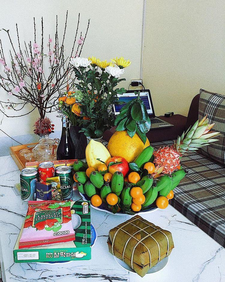 5 fruit tray Hanoi