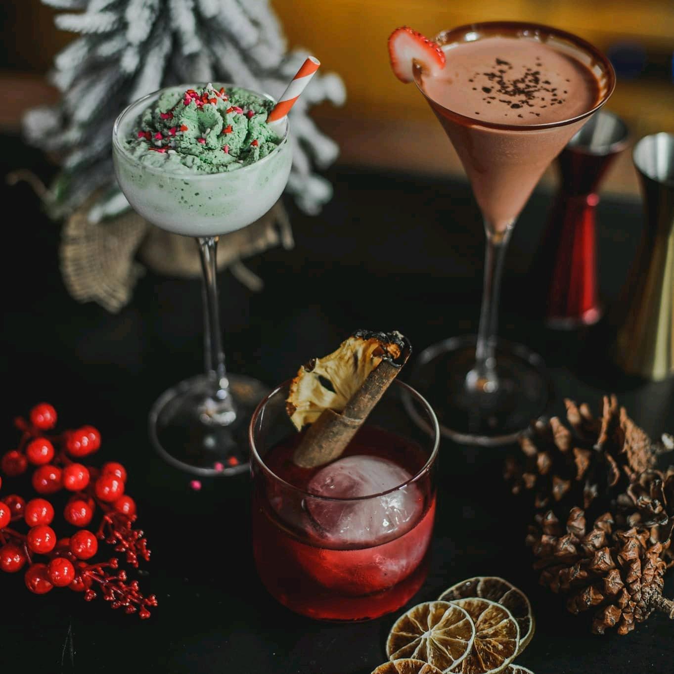 Hanoi House cocktail