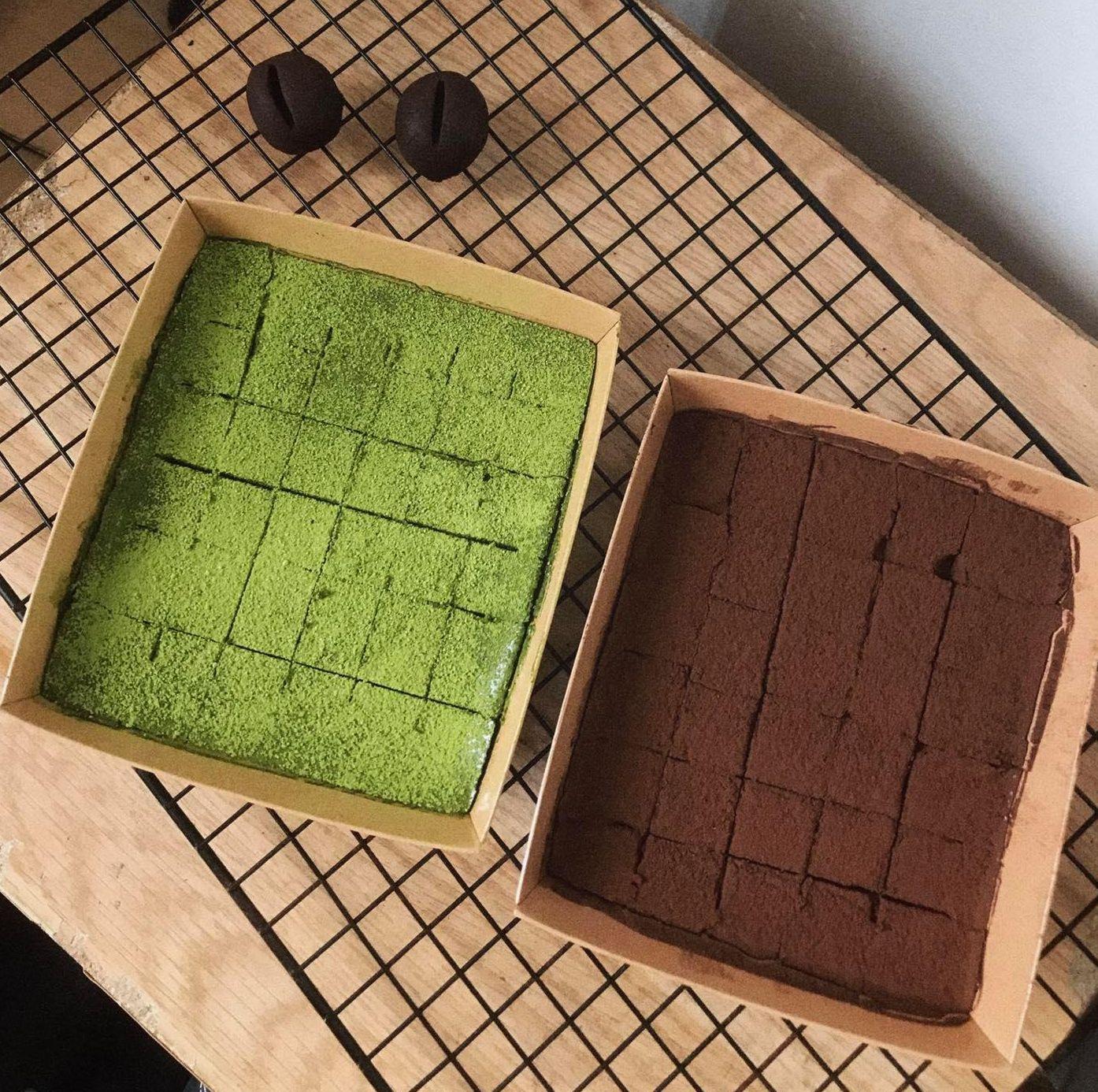 chocolate nama