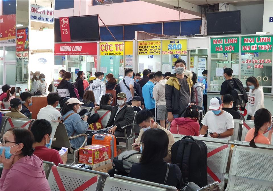 Saigon bus station