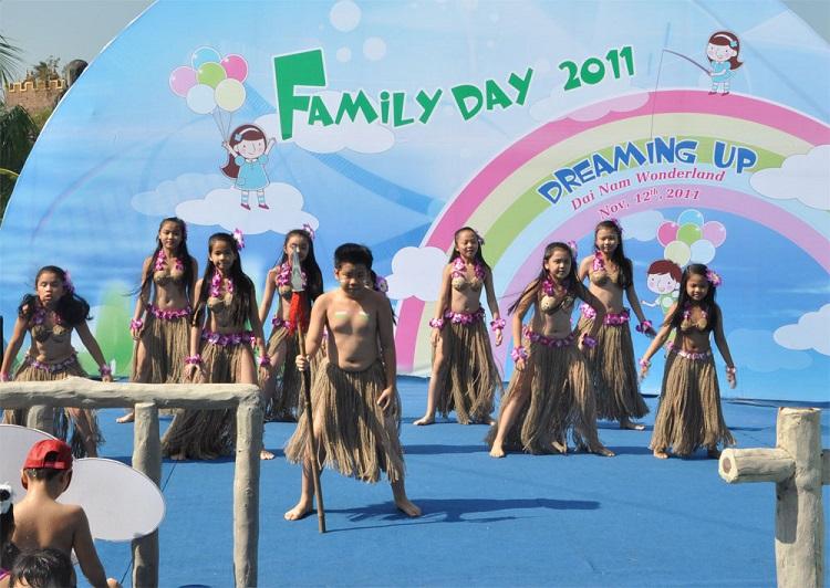 dai nam beach show
