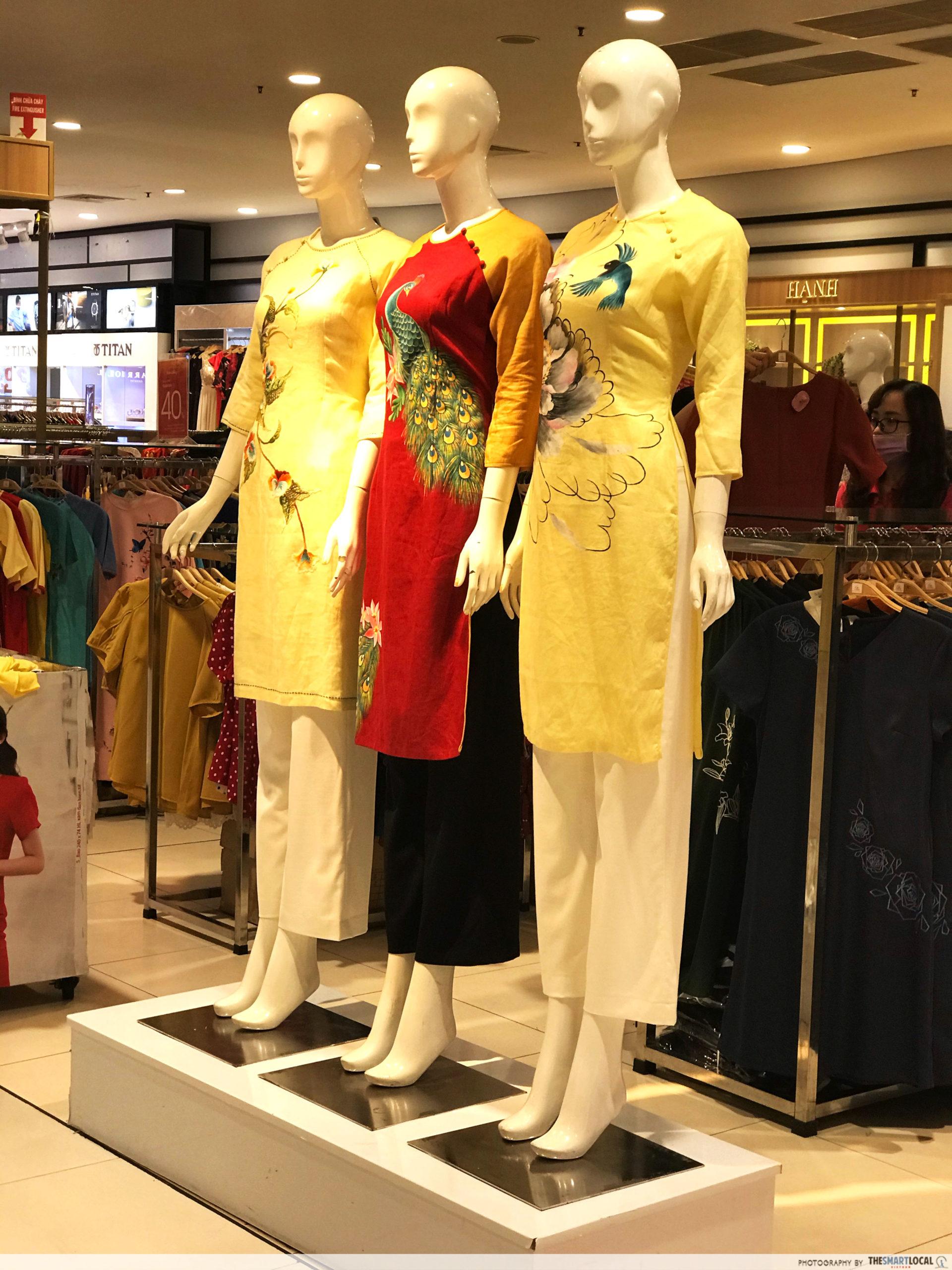 Aeon Mall Dan Chau Clothing